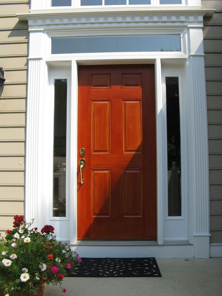 17 best images about ideas for the house on pinterest for Red entry door