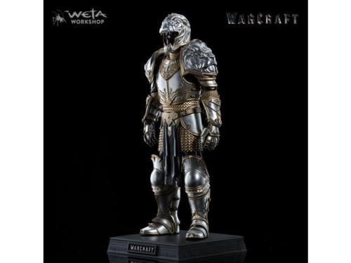 PRE-ORDER-King-Llane-Warcraft-1-6-Scale-Armour-Weta-Collectibles-statue-NEW