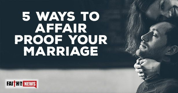 """5 Ways To Affair Proof Your Marriage ~ Make It a Three-Fold Cord ~ If a Christian husband and wife desire to have an affair-proof marriage, then they must include God in it. Solomon wrote, """"Though a man might prevail against one who is alone, two will withstand him—a threefold cord is not quickly broken"""" (Ecclesiastes 4:12). Two are strong; but with God, the two make a threefold cord, which is difficult to break. There are no guarantees I can give you for an affair-proof marriage, [...]"""