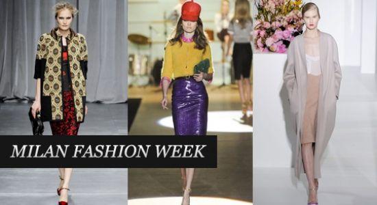 Неделя моды в Милане: яркие узоры, жакеты и шляпы.  http://www.domashniy.ru/article/moda-i-stil/modnye-tendencii/nedelya_mody_v_milane_yarkie_uzory__zhakety_i_shlyapy.html