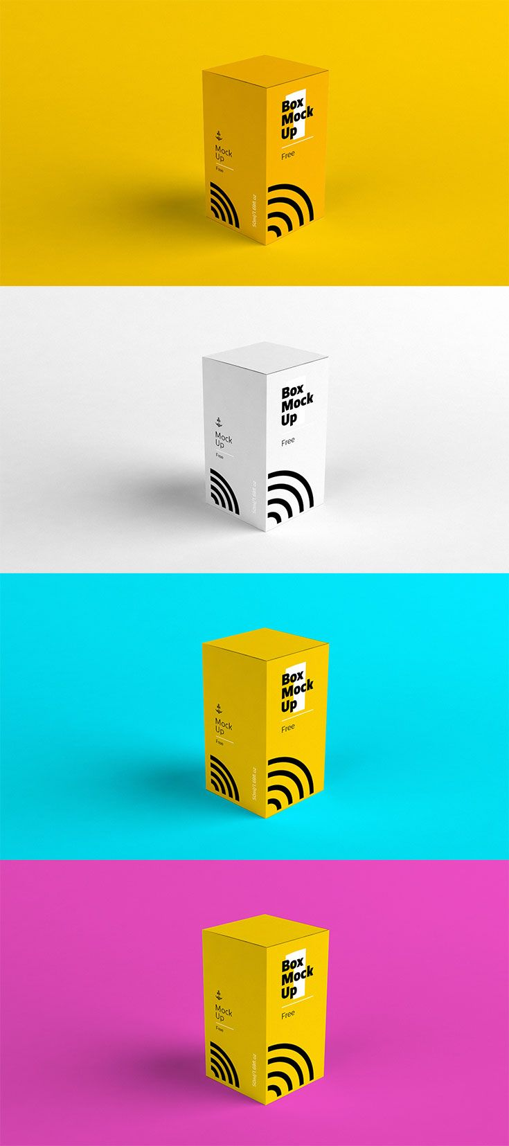 Download Free Paper Box Mockup Box Mockup Paper Box Mockup Design