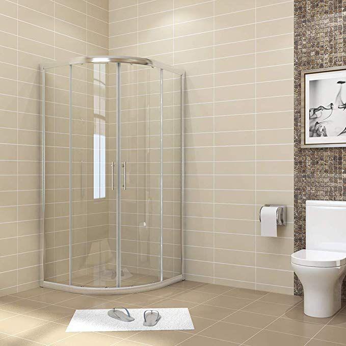 Elegant 36 7 10 X 36 7 10 X 71 4 5 Round Sliding Glass Shower Enclosure Quadrant Shower Cubicle Clear Gl Corner Shower Doors Quadrant Shower Shower Cubicles