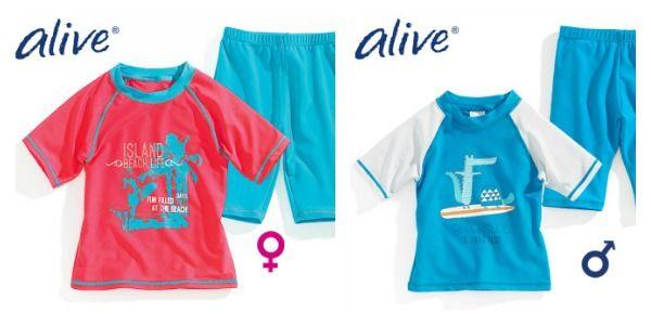 UV-Schutzkleidung für den Strand :-)