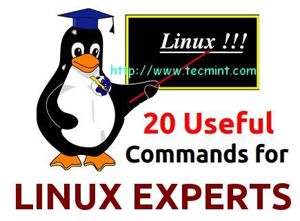 Linux System Admin Commands