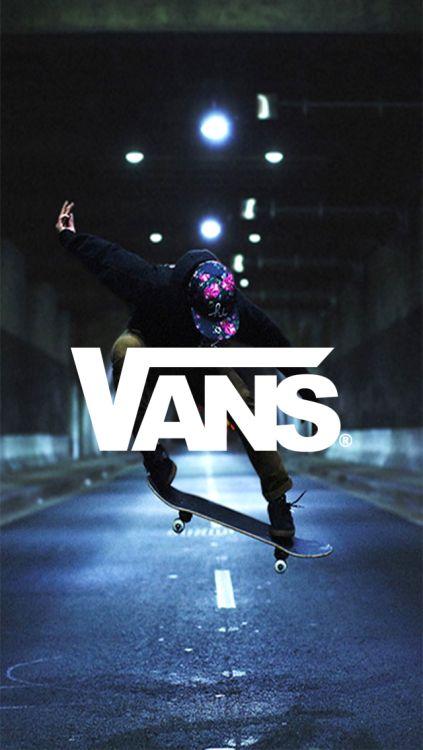 Imagen de vans, skate, and skateboard