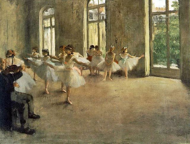 szvobod@rt collection: Edgar Degas