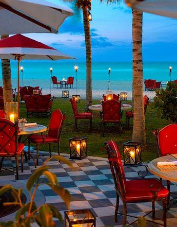 The Acqualina Resort & Spa On The Beach in Miami Beach, Florida #sunsandsea #pinittowinit