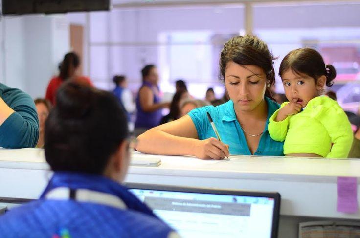 <p>-     Menores a cinco años tienen derecho a la atención médica gratuita de cualquier patología que ponga
