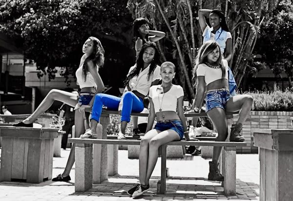 ViqsPiqs: NMMU BASKETBALL CHEERLEADERS