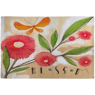 Cori Dantini Blossom 1 Novelty Rug Deny Designs