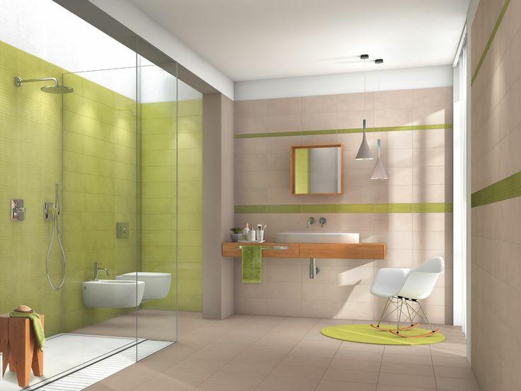 Oltre 25 fantastiche idee su Dipingere le piastrelle del bagno su Pinterest  Dipingere ...
