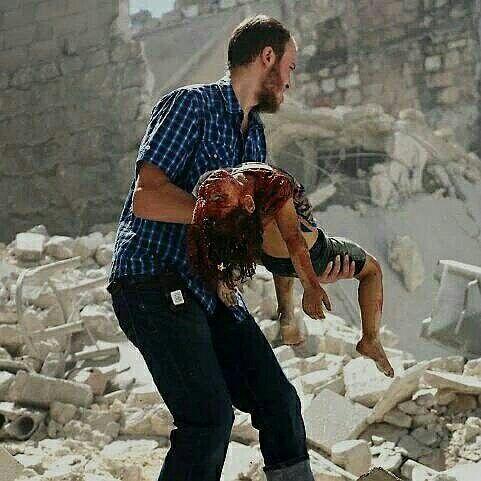 Chiodo schiaccia chiodo ma 4 chiodi fanno 1 croce (C. Pavese).#Siria #Yemen…