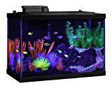 Tetra Aquarium Kit, 20 gallon, Glo-Fish