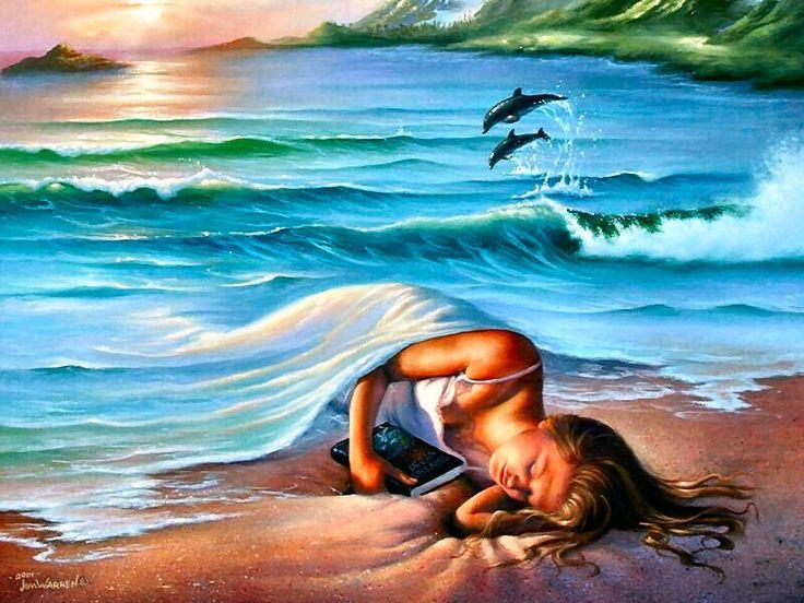 Ocean Dreams by Jim Warren