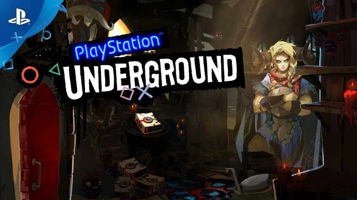 Pyre - PS4 Gameplay | PlayStation Underground - YouTube