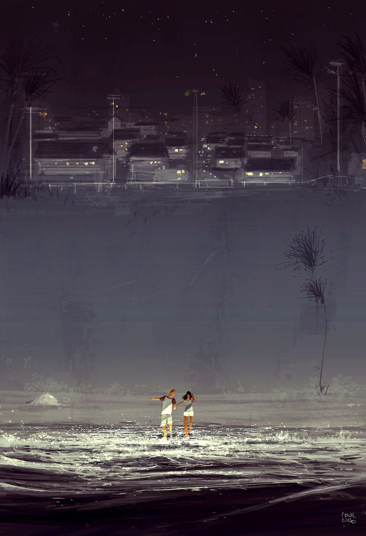 All the way in. by PascalCampion.deviantart.com on @DeviantArt