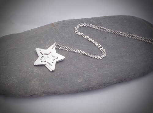 Wish upon a star, such a cute idea.