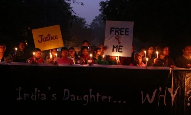 India's Daughter: Storyville: Candle-lit vigils were held throughout India to commemorate the death of Jyoti Singh after she was gang-raped on a bus in Delhi.