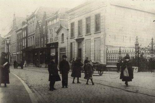 Breda - Veemarktstraat - 1895