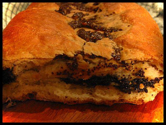Makowiec Poppy Seed Cake Roll Recipe - Genius Kitchen