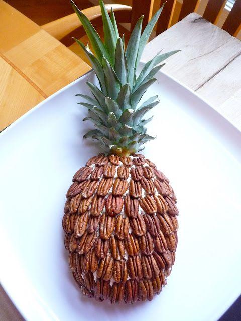 Katie's Passion Kitchen: Pineapple Cheeseball