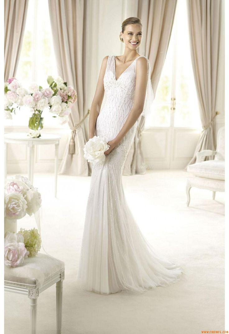 Vestidos de noiva Pronovias Ugena 2013