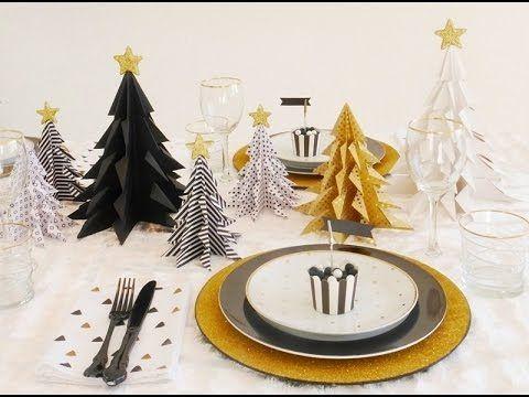 DIY Sapin de Noël Origami | Fêtes | Party Printables