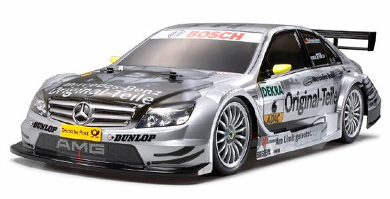 Tamiya Mercedes AMG DTM - C Class 2008 - Original Teile (TT-01 Type-E) Item No:58433 - MBWorld.org Forums