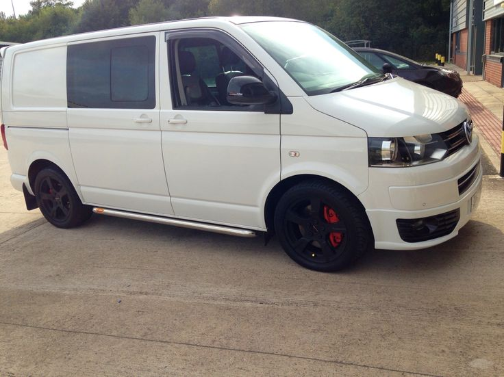 VW t5 Swb transporter sportline limited edition,candy white