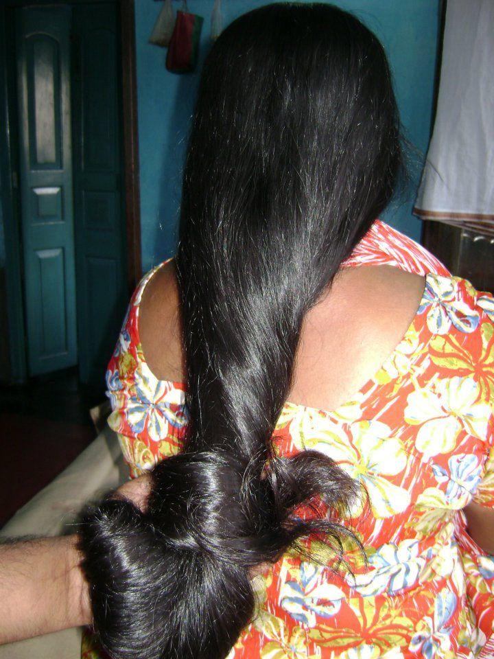 Trattamento di bellezza CAPELLI Donne Indiane