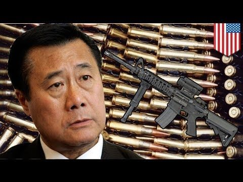 California state Senator Leland Yee: Part-time politician, full-time arms trafficker.