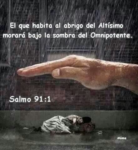 Amén... Salmo 91