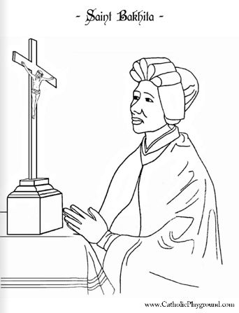 christian february coloring pages - photo#49