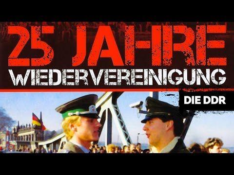 25 Jahre Wiedervereinigung – Die DDR  Der 3. Oktober 2015 markiert ein historisches Datum, die Wiedervereinigung Deutschlands wird ein Vierteljahrhundert alt. Inzwischen ist eine Generation groß geworden, die nicht mehr weiß, wie es war in 2 Deutsche Staaten zu leben, die nicht mehr weiß,...