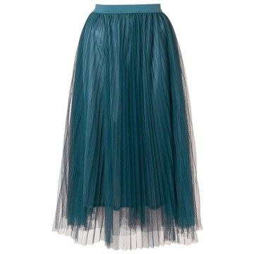 Teal Skirt.The Bettula Skirt is sure to add a bit of drama to your ensemble. Great for dressing up or down, it'll keep you cute, cool, no matter your choice of activities #PrivateLagoon #Teal