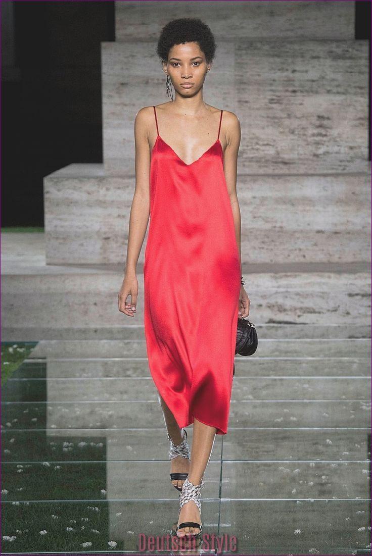 Moderne Kleidung – Trends im Frühlingssommer 2019 für Damenmode –