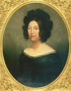 The Baroness Pontalba, a gutsy woman who survived gunshots by her own father-in-law and developed the beautiful apartment townhouses that flank Jackson Square.