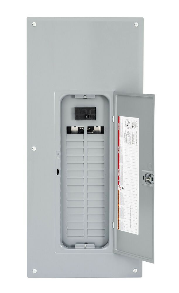 Sponsored Ebay Square D By Schneider Electric Hom3060m100pc Homeline 100 Amp 30 Space 60 Cir Locker Storage Electrical Breakers Breakers