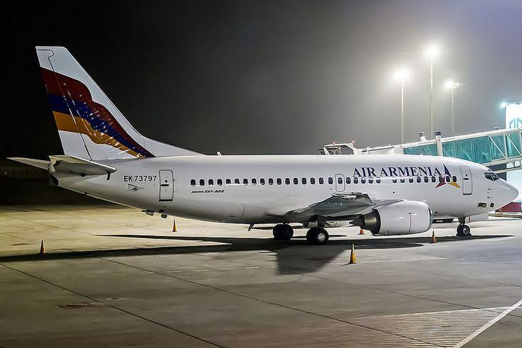 Air Armenia Boeing 737-500