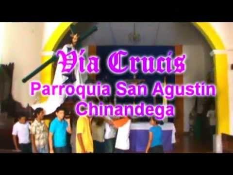 Somos La Red. Via crucis San Agustín 2012 - Chinandega