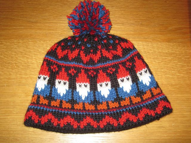Gnome hat for Nick