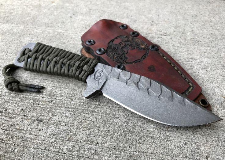 SK Hunter (Scales) - RMJ Tactical