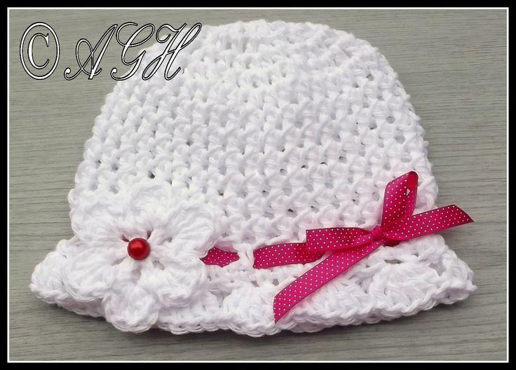 AG Handmades: Kayleigh Baby Hat