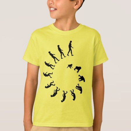 Evolution Spiral T-Shirt - click to get yours right now!