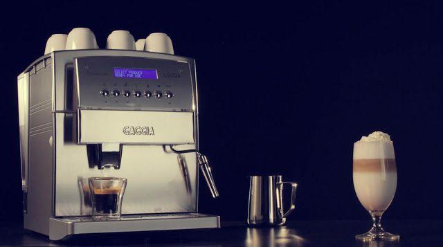 Espresso Coffee: Super Automatic Espresso Machines by John Rooney