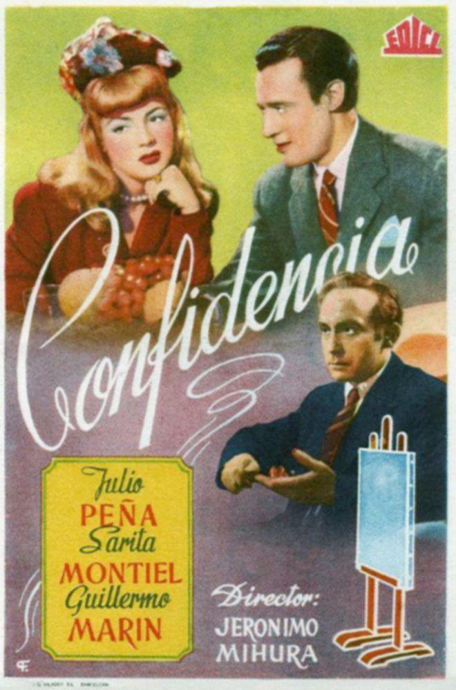 Confidencia (1948) de Jerónimo Mihura - tt0039274