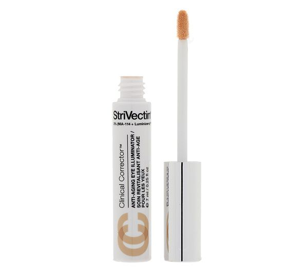 What is it: A blendable concealer that instantly brightens, hydrates, and covers imperfections--from dark circles to fine lines. QVC.com