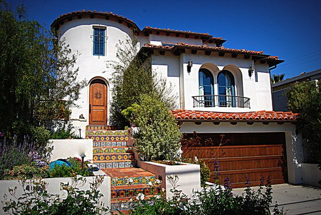 Spanish Revival Best With Spanish Revival Exterior Design Images