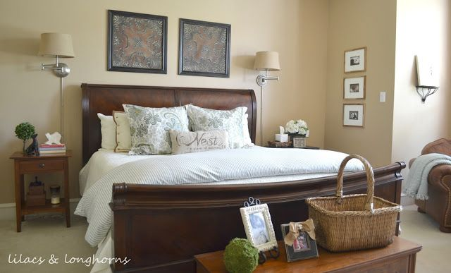 Bedroom Paint Color Is Springfield Tan Ac 5 By Benjamin Moore Funny Pinterest
