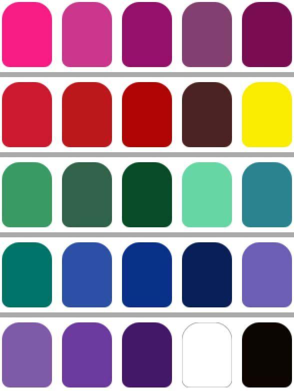 Estos son los colores que debes usar cerca del rostro si tienes piel morena  , ojos obscuros y cabello oscuro. También úsalos si tienes piel blanca , ojos oscuros y cabello negro. Para saber más : www.imagenexcellence.com